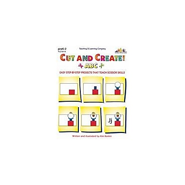 Teaching and Learning Company Cut and Create! ABC Art & Music Workbook, Preschool - Grade 2 [Enhanced eBook]