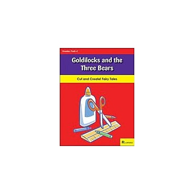 Teaching and Learning Company Goldilocks and the Three Bears Art & Music Workbook, Kindergarten - Grade 2 [eBook]