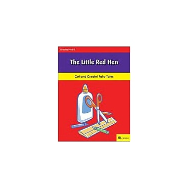Teaching and Learning Company The Little Red Hen Art & Music Workbook, Kindergarten - Grade 2 [eBook]