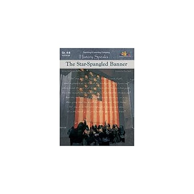 Teaching and Learning Company Star Spangled Banner History Workbook, Grade 4 - Grade 8 [eBook]
