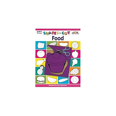 Teaching and Learning Company Shapes to Cut: Food Art & Music Workbook, Preschool - Grade 1 [eBook]