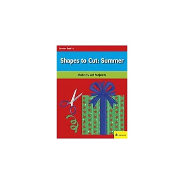 Teaching and Learning Company Shapes to Cut: Summer Art & Music Workbook, Kindergarten - Grade 1 [eBook]