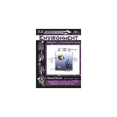 Teaching and Learning Company Science Action Labs Environment Science Workbook, Grade 4 - Grade 8 [Enhanced eBook]