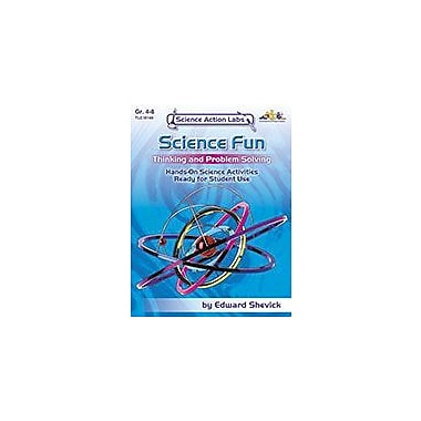 Teaching and Learning Company Science Action Labs Science Fun Science Workbook, Grade 4 - Grade 8 [Enhanced eBook]
