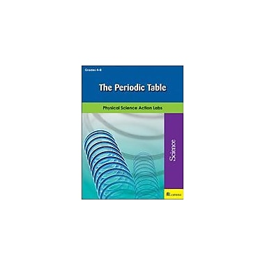 Teaching and Learning Company The Periodic Table Science Workbook, Grade 4 - Grade 8 [eBook]