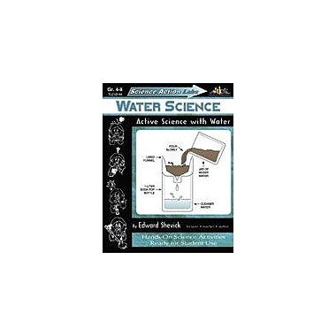 Teaching and Learning Company Science Action Labs Water Science Science Workbook, Grade 4 - Grade 8 [Enhanced eBook]