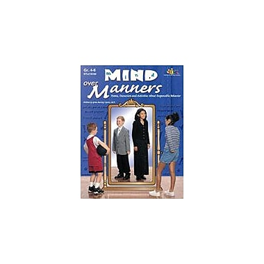 Teaching and Learning Company Mind Over Manners Character & Social Skills Workbook, Grade 4 - Grade 6 [eBook]