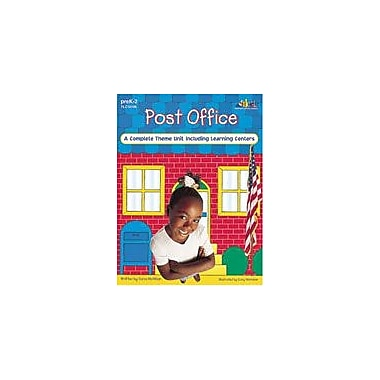 Teaching and Learning Company Post Office Cross-Curricular Workbook, Preschool - Grade 2 [eBook]