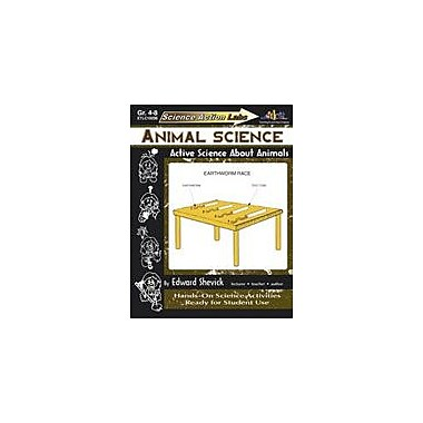 Teaching and Learning Company Science Action Labs Animal Science Science Workbook, Grade 4 - Grade 8 [eBook]