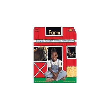 Teaching and Learning Company Farm Cross-Curricular Workbook, Kindergarten - Grade 2 [Enhanced eBook]