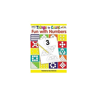 Teaching and Learning Company Things to Count: Fun With Numbers Math Workbook, Preschool - Grade 1 [Enhanced eBook]