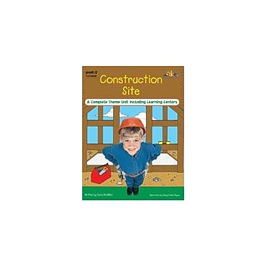 Teaching and Learning Company Construction Site Cross-Curricular Workbook, Kindergarten - Grade 2 [eBook]