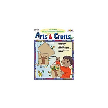 Teaching and Learning Company Arts & Crafts Art & Music Workbook, Preschool - Grade 3 [Enhanced eBook]