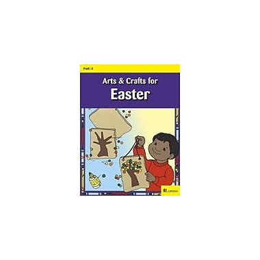 Teaching and Learning Company Arts & Crafts For Easter Art & Music Workbook, Kindergarten - Grade 3 [eBook]