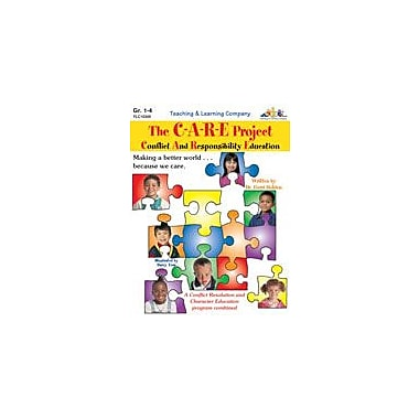 Teaching and Learning Company C-A-R-E Project History Workbook, Grade 1 - Grade 4 [Enhanced eBook]