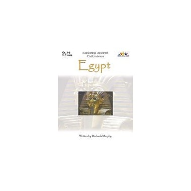 Teaching and Learning Company Egypt Social Studies Workbook, Grade 3 - Grade 6 [eBook]