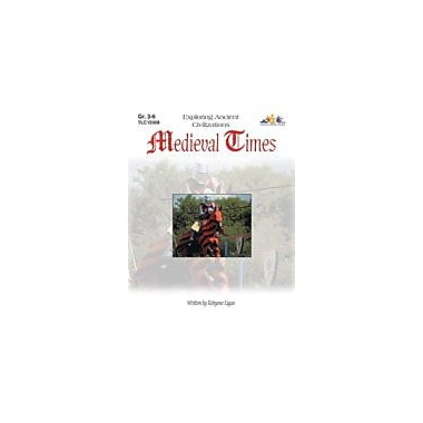 Teaching and Learning Company Medieval Times Social Studies Workbook, Grade 3 - Grade 6 [eBook]