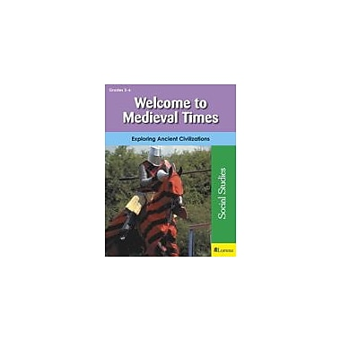 Teaching and Learning Company Welcome to Medieval Times Social Studies Workbook, Grade 3 - Grade 6 [eBook]