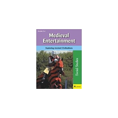 Teaching and Learning Company Medieval Entertainment Social Studies Workbook, Grade 3 - Grade 6 [eBook]
