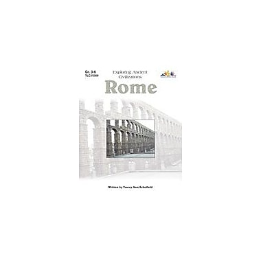 Teaching and Learning Company Rome Social Studies Workbook, Grade 3 - Grade 6 [eBook]