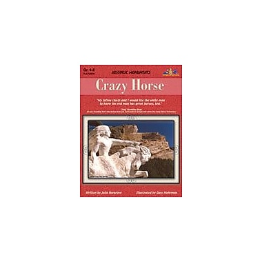 Teaching and Learning Company Crazy Horse History Workbook, Grade 4 - Grade 8 [eBook]