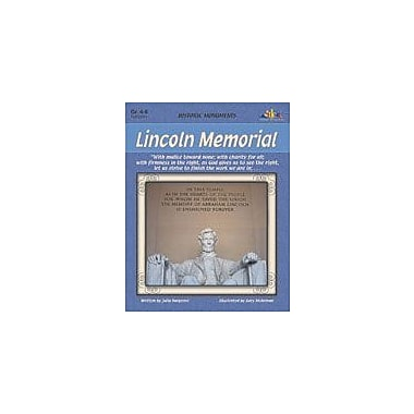 Teaching and Learning Company Lincoln Memorial History Workbook, Grade 4 - Grade 8 [Enhanced eBook]