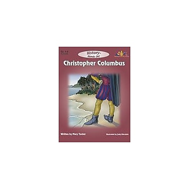 Teaching and Learning Company Christopher Columbus Social Studies Workbook, Grade 1 - Grade 4 [eBook]