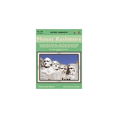 Teaching and Learning Company Mount Rushmore Geography Workbook, Grade 4 - Grade 8 [Enhanced eBook]