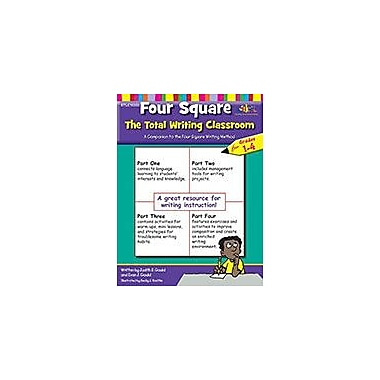Teaching and Learning Company Four Square: the Total Writing Classroom For Grades 1-4 Workbook [Enhanced eBook]