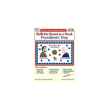 Teaching and Learning Company Presidents' Day Social Studies Workbook, Preschool - Grade 3 [Enhanced eBook]