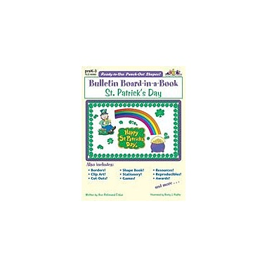 Teaching and Learning Company St. Patrick's Day Social Studies Workbook, Preschool - Grade 3 [Enhanced eBook]