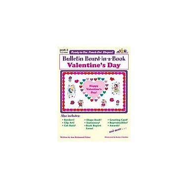 Teaching and Learning Company Valentine's Day Social Studies Workbook, Preschool - Grade 3 [Enhanced eBook]