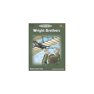 Teaching and Learning Company Wright Brothers History Workbook, Grade 1 - Grade 4 [Enhanced eBook]