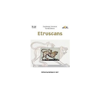 Teaching and Learning Company Etruscans History Workbook, Grade 3 - Grade 6 [Enhanced eBook]