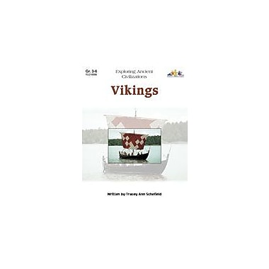 Teaching and Learning Company Vikings Social Studies Workbook, Grade 3 - Grade 6 [eBook]