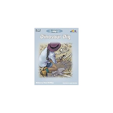 Teaching and Learning Company Dinosaur Dig Science Workbook, Grade 1 - Grade 4 [eBook]