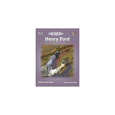 Teaching and Learning Company Henry Ford History Workbook, Grade 1 - Grade 4 [Enhanced eBook]