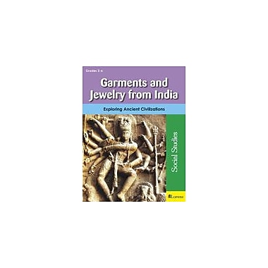 Teaching and Learning Company Garments and Jewelry From India Social Studies Workbook, Grade 3 - Grade 6 [eBook]
