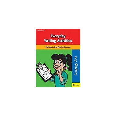 Teaching and Learning Company Everyday Writing Activities For Grades 1-4 Reading & Writing Workbook, Grade 1 - Grade 4 [eBook]