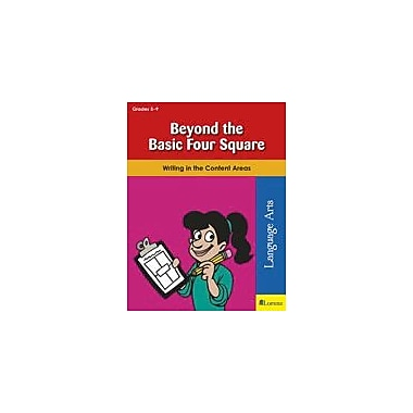 Teaching and Learning Company Beyond the Basic Four Square Language Arts Workbook, Grade 5 - Grade 9 [eBook]