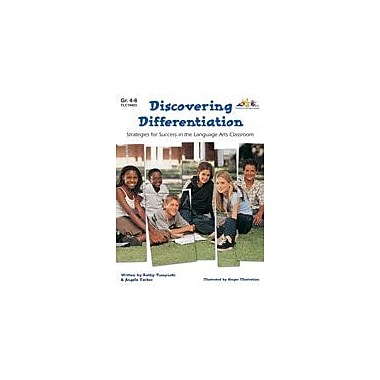 Teaching and Learning Company Discovering Differentiation Language Arts Workbook, Grade 4 - Grade 8 [eBook]
