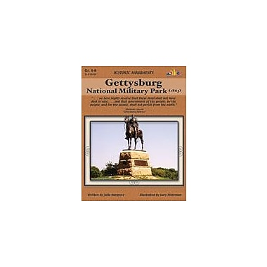 Teaching and Learning Company Gettysburg National Military Park (1863) History Workbook, Grade 4 - Grade 8 [Enhanced eBook]