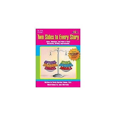 Teaching and Learning Company Two Sides to Every Story Character & Social Skills Workbook, Grade 5 - Grade 9 [Enhanced eBook]