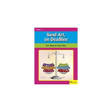 Teaching and Learning Company Sand Art, On Deadline Character & Social Skills Workbook, Grade 5 - Grade 9 [eBook]