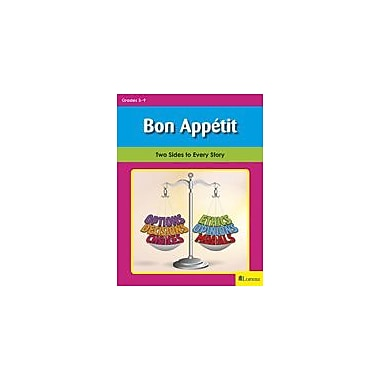 Teaching and Learning Company Bon Apetit Character & Social Skills Workbook, Grade 5 - Grade 9 [eBook]