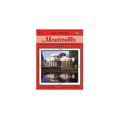 Teaching and Learning Company Monticello Geography Workbook, Grade 4 - Grade 8 [eBook]