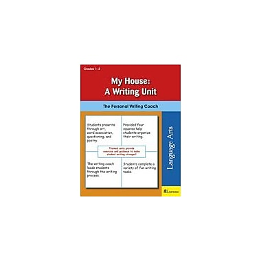 Teaching and Learning Company My House: A Writing Unit Reading & Writing Workbook, Grade 1 - Grade 3 [eBook]