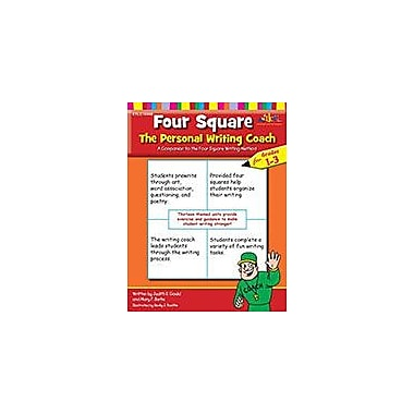 Teaching and Learning Company Four Square: the Personal Writing Coach For Grades 1-3 Workbook [Enhanced eBook]