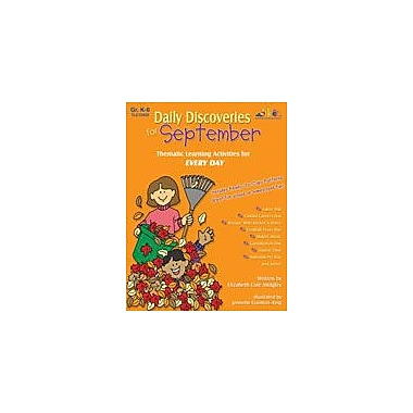 Teaching and Learning Company Daily Discoveries For September Art & Music Workbook, Kindergarten - Grade 5 [eBook]