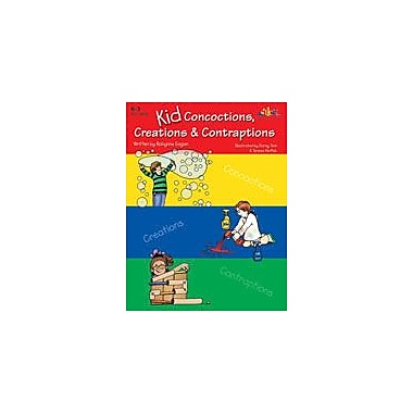 Teaching and Learning Company Kid Concoctions, Creations & Contraptions Workbook, Kindergarten - Grade 3 [Enhanced eBook]